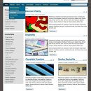 Neutrino Template Free Joomla Website