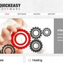 QuickEasy Software Complete CMS Website