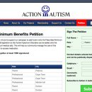 Action In Autism Complete CMS Website