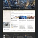 Business 2.0 Commercial Joomla Template