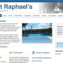 St. Raphaels School Complete CMS Website