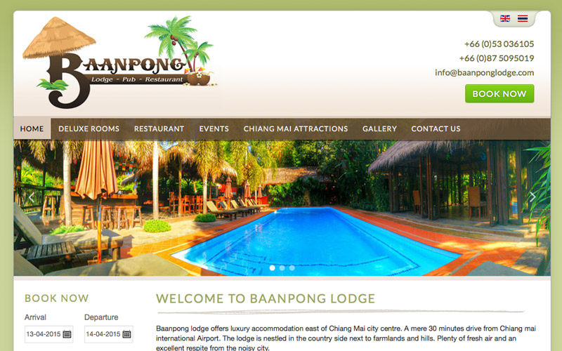 Baanpong Lodge